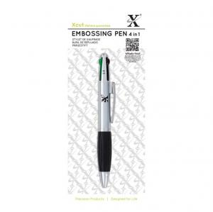 Xcut 4 In 1 Embossing Pen