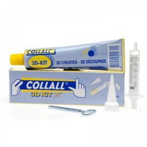 Collall Silicon including tools 80ml