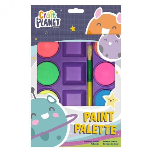 Craft Planet Paint Palette