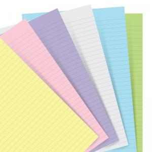 Filofax A5 Refillable Notebook Pastel Paper