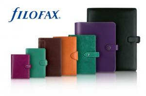 Filofax Organisers and Notebooks