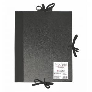 Classic Folio with flaps - A4