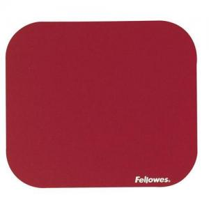 Fellowes Premium Mouse Pad - Red