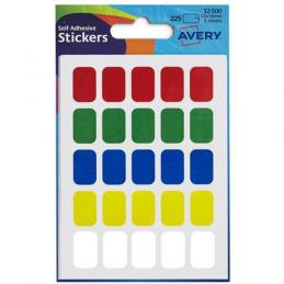 Labels are available in dispensers and in a variety of colours to mark goods for your needs.