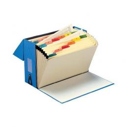 We can provide a range of expanding files from reinforced cardboard to more rigid sided files some with carry handles and secure latch closure.  They are available with A-Z or numbered options.