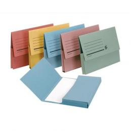We offer premium and regular document wallets available in various colours and cardboard weight.  A popular way to keep your documents safe.