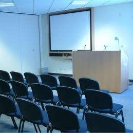Here at First Stop we have a large range of products for that all important presentation or conference.  From Projectors to Glass Boards, Flipchart Easels to Display Books make us your First Stop!
