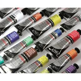 If you are looking for a range of oil colour tubes we have a large stock from student to artists' quality.  The large range of colours should satisfy most artists.