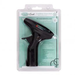Glue guns are available in cold and hot melt with a range of glue sticks available in colours and glittered if required.