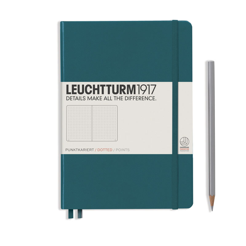 Leuchtturm 1917 Medium A5 Notebook