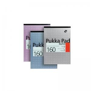 Pukka Pad Metallic Topbound Refill Pad (160 Pages)