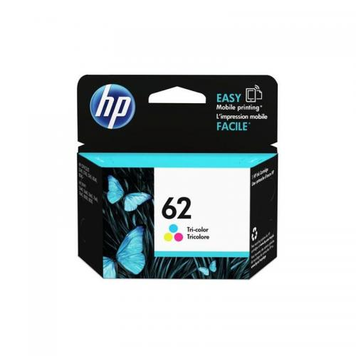 HP No. 62 Ink Cart Tri Colour C2P06AE