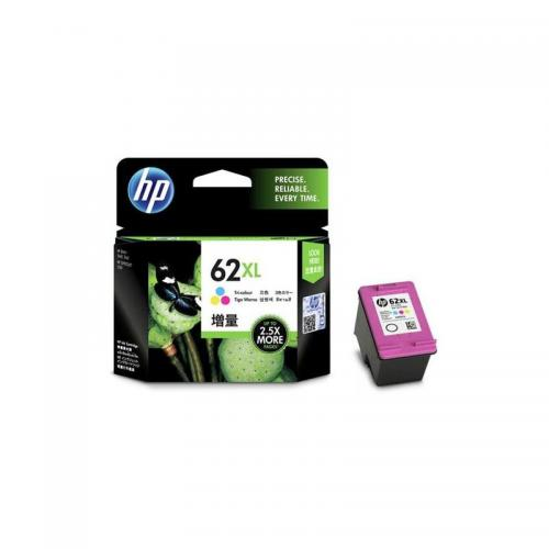 HP No. 62XL Ink Cart Tri Colour C2P07AE