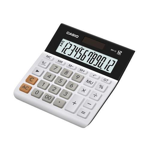 Casio MH12 Large Desktop Calculator