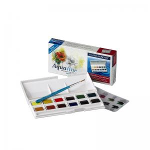 Daler-Rowney Aquafine Watercolour Pocket Set