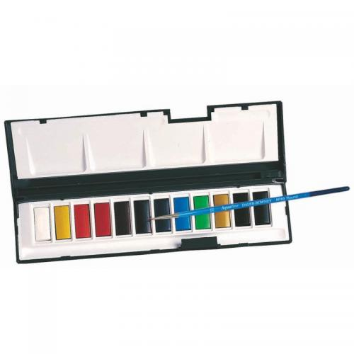 Daler-Rowney Aquafine Watercolour Whole Pan Set