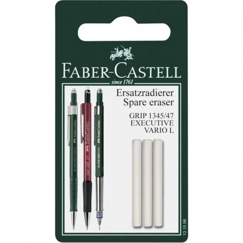 Faber-Castell Grip 1345/47 spare erasers
