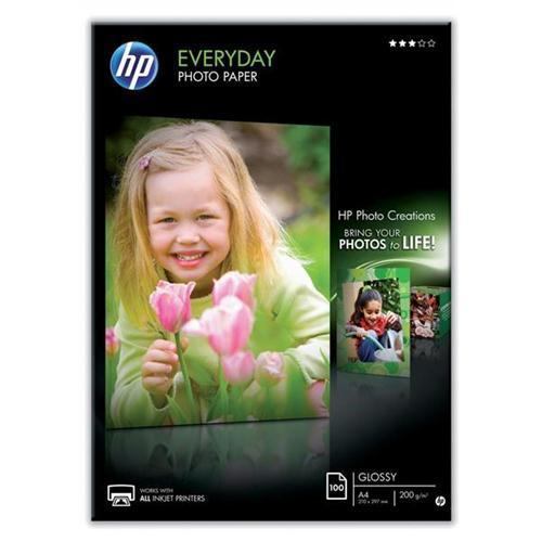 HP Everyday A4 Photo Paper