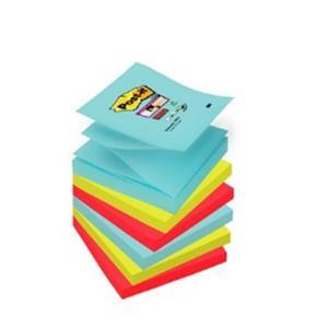 3M Post-it Super Sticky Z-Notes - Miami