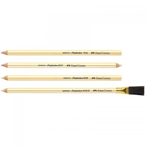 Faber-Castell Perfection 7056 latex-free eraser pencil