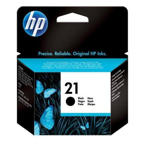 HP 21 Inkjet Cart Black C9351AE
