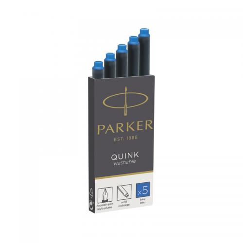 Parker Quink Ink Cartridges (5 Pack)
