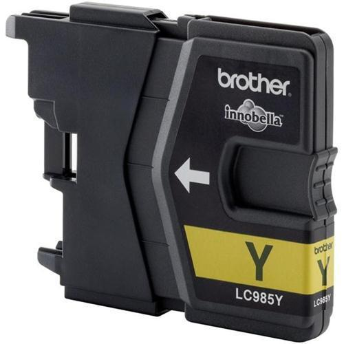 Brother LC985Y Ink Cart Yellow LC985Y