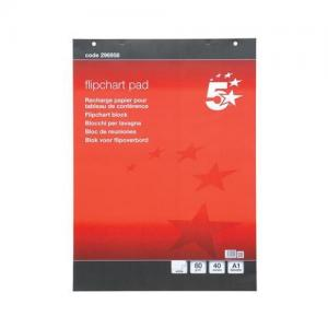 5 Star Office Flipchart Pad