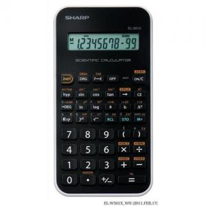 Sharp EL-501X Junior Scientific Calculator