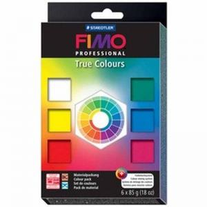 Fimo Professional Set - True Colours