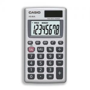 Casio HS-8VA Calculator