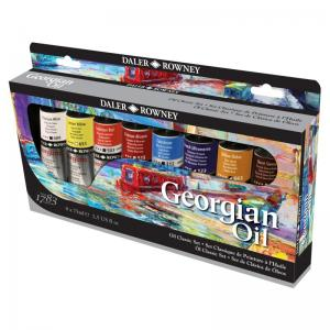 Georgian Oil Colour Classic set