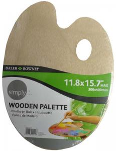 Simply Wooden Palette
