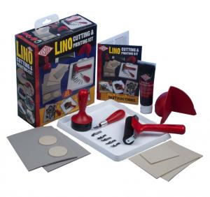 Lino Cutting and Printing set