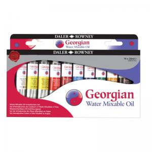 Georgian Water Mixable Colour Intro set