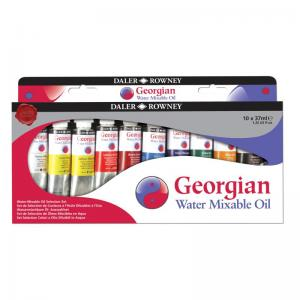 Georgian Water Mixable Colour Selection set