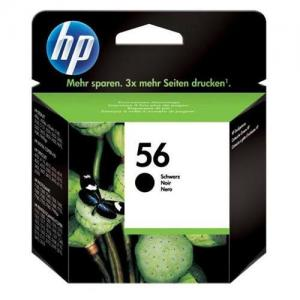 HP 56 Inkjet Cart Black C6656AE