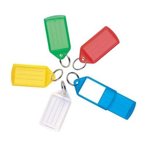 5 Star Facilities Sliding Key Fobs (Pkd 10)