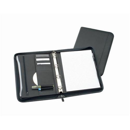 5 Star Office Zipped Conference Ring Binder