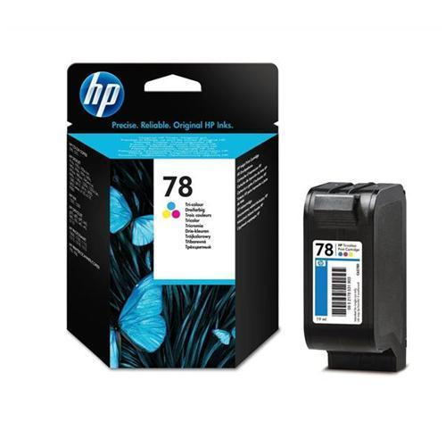 HP 78 Inkjet Cart Colour C6578D