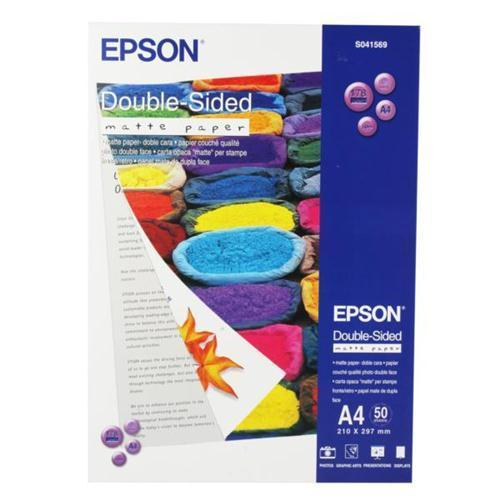 Epson Double-sided Matte A4 Heavyweight Paper