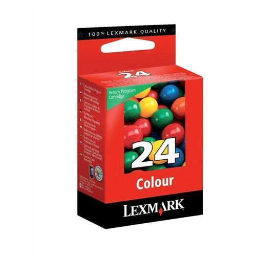 Lexmark 24 Ink Cartridge Colour