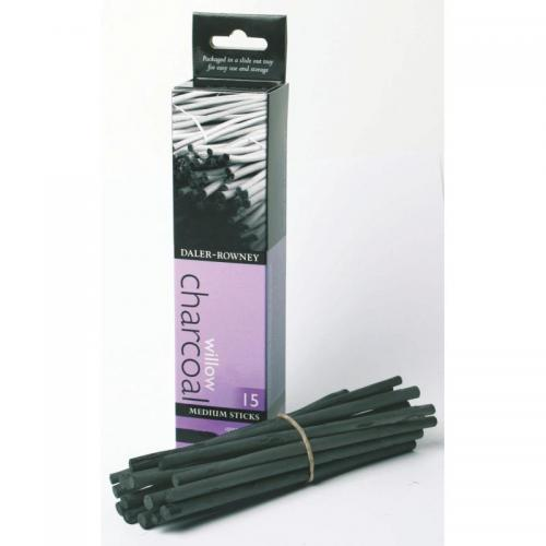 Willow Charcoal Medium (15)
