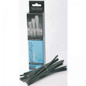 Willow Charcoal Assorted (10)