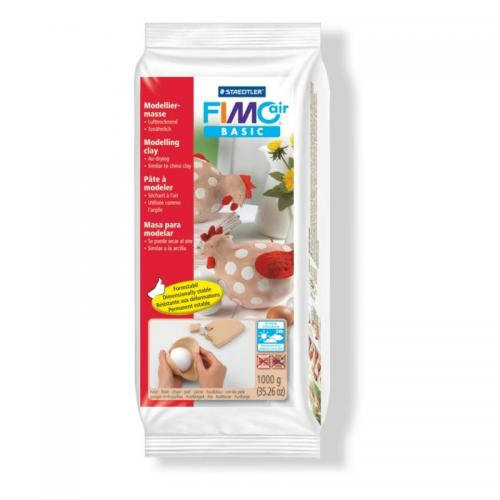 FimoAir Basic Modelling Clay - 1000g