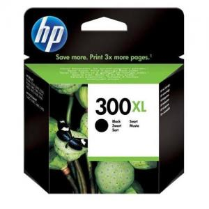 HP 300XL Inkjet Cart Black CC641EE