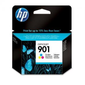 HP 901 Inkjet Cart Colour CC656A