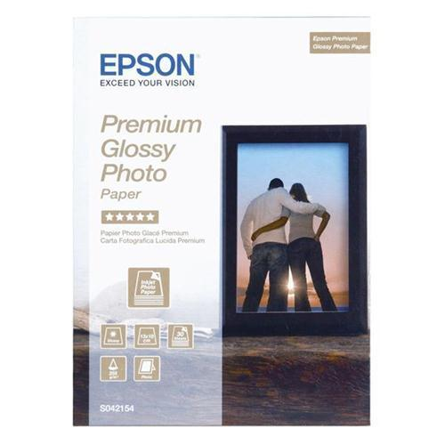 Epson Premium Glossy 130x180mm Photo Paper