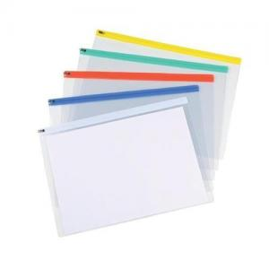 5 Star Office Polypropylene Zip Bags