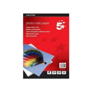 5 Star Office Matt Inkjet Paper